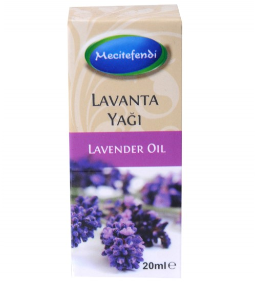 Lavanta Yağı 20 ml.