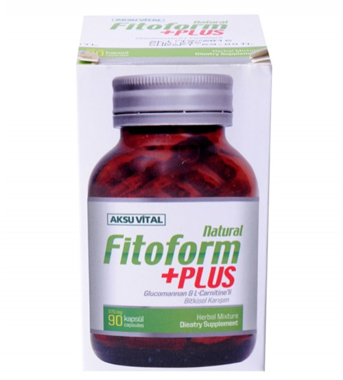 Fitoform +plus Kapsül