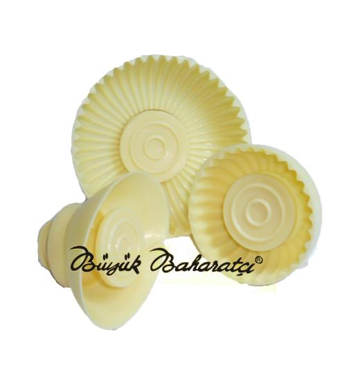 Pasta Kalıbı 4'lü Plastik Antakya
