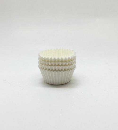Pasta Kalıbı Mini Oval Kağıt