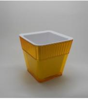 Plastik Saksı Sert Mini
